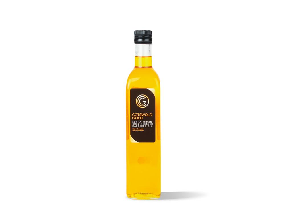 Cotswold Gold Extra Virgin Rapeseed Oil
