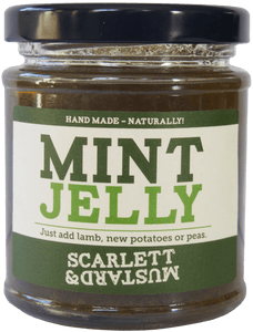 Scarlett & Mustard Mint Jelly