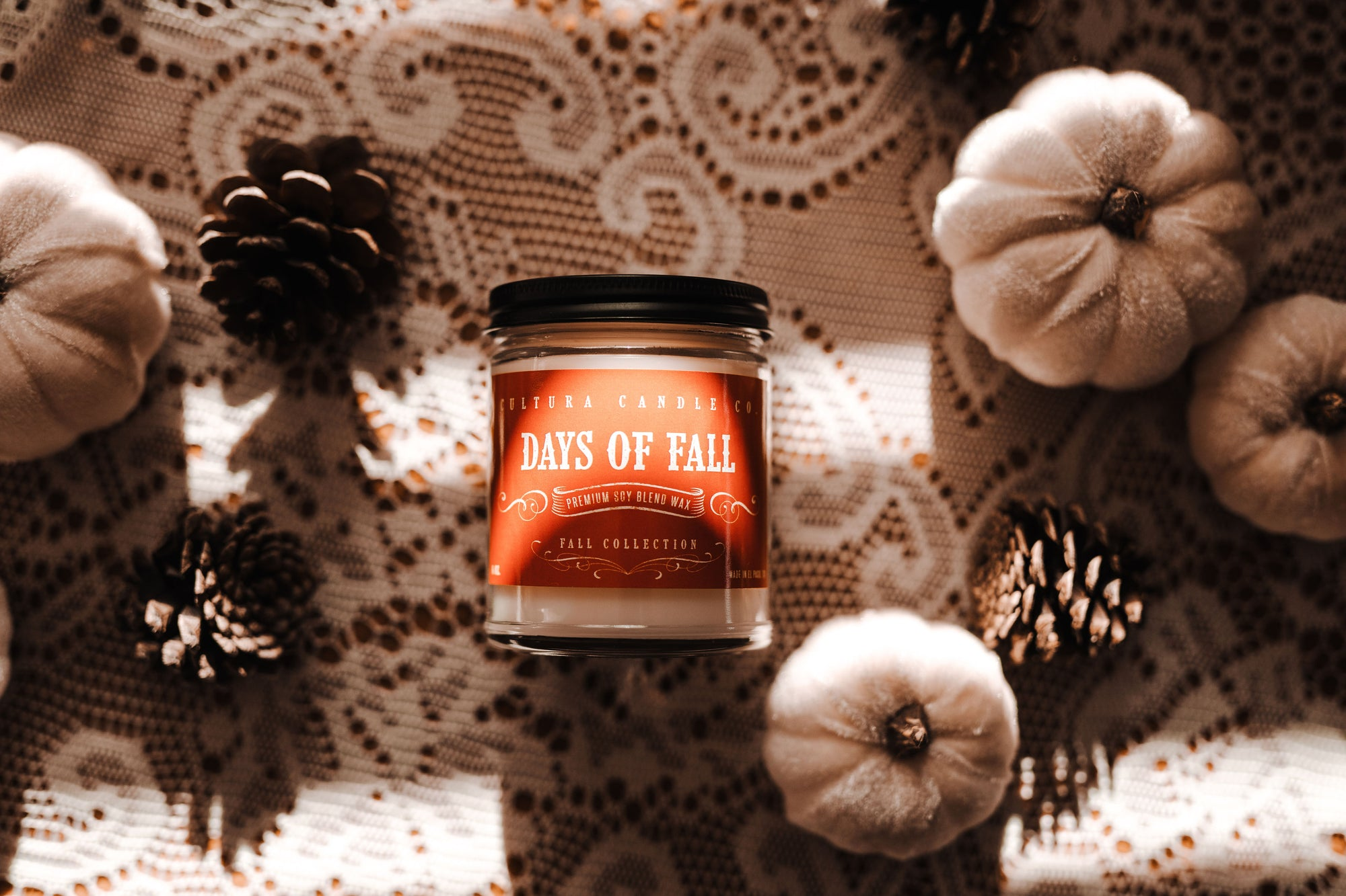 cultura candle days of fall