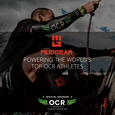 MudGear Named Official Sock of the 2016 OCR World Championships