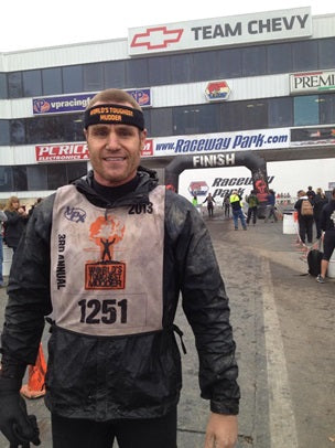 Matt Iron Beast Dolitsky MudGear Profile Worlds Toughest Mudder