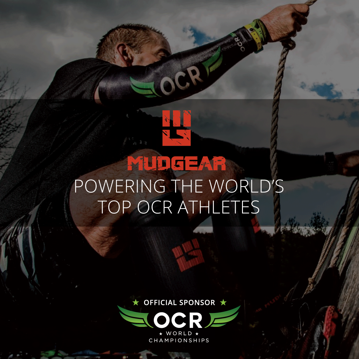 MudGear is the Official Sock of the OCR World Championships