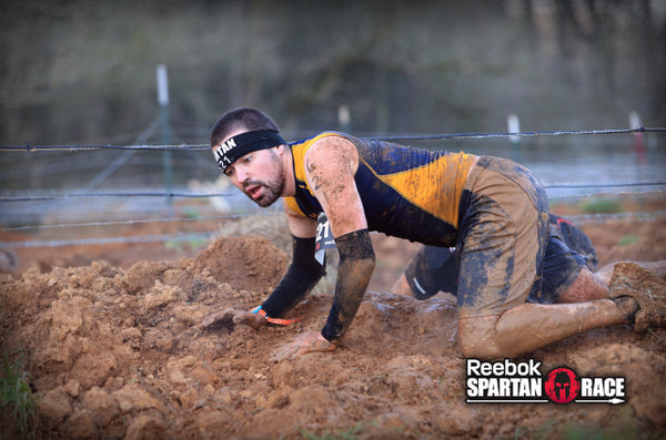 Ryan Bower Spartan Race OCR