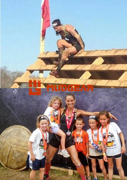 Laura Lunardi MudGear Mud Run athlete