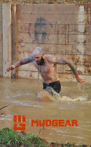 Dennis Welch MudGear Obstacle race athlete