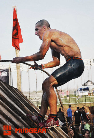 Elliott Megquier of Team MudGear Obstacle Race Team