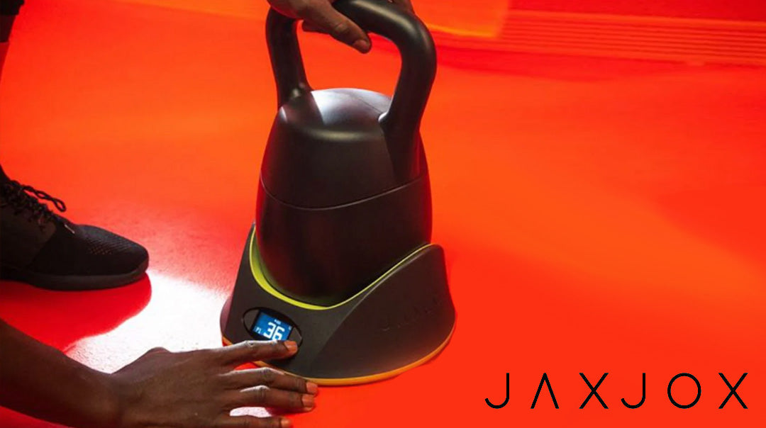 Kettlebell Connect 2.0 from JaxJox