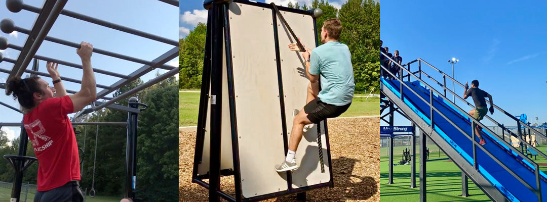 MoveStrong makes professional obstacle equipment