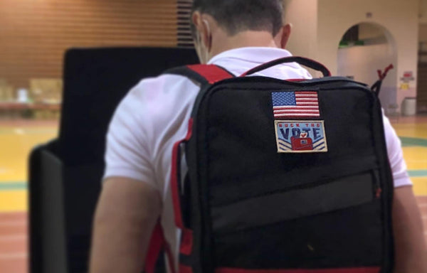 Ruck the Vote Patch from Ruck Challenges