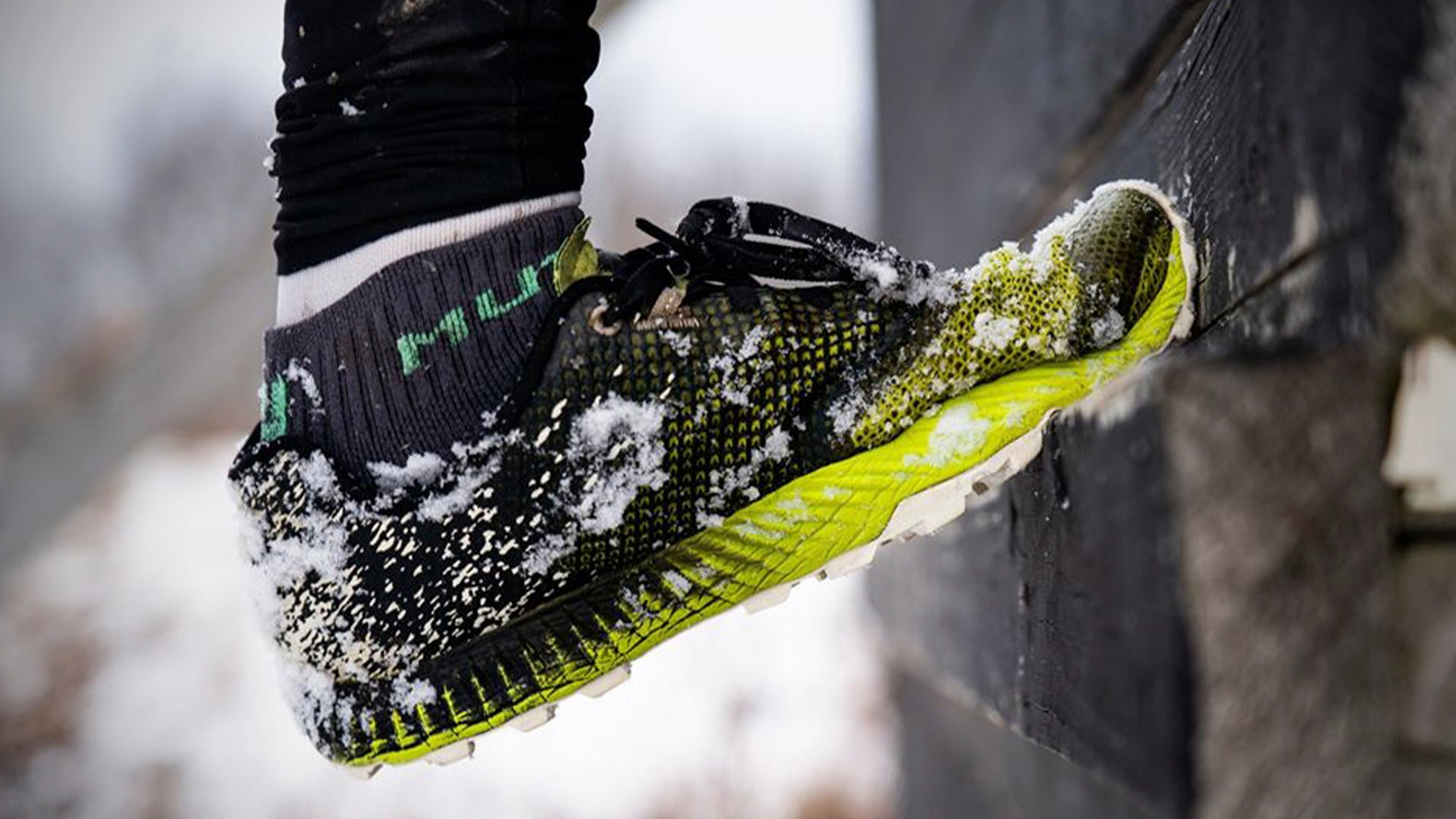 Choose comfortable shoes with great grip for your Spartan Race.