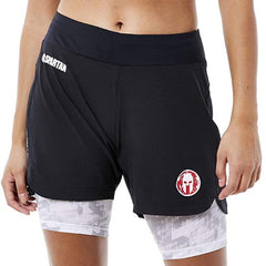 Spartan Race by Craft 2-in-1 Shorts for Women