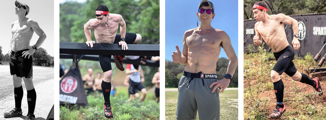 Spencer Rau Explains WHY He Obstacle Course Races