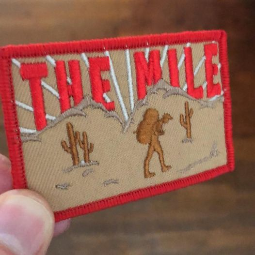 1 Mile Patch from Ruck Challenges