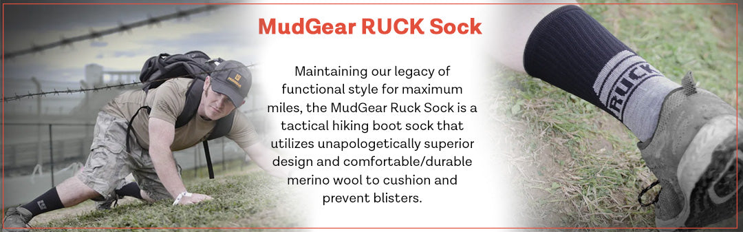 MudGear RUCK Sock