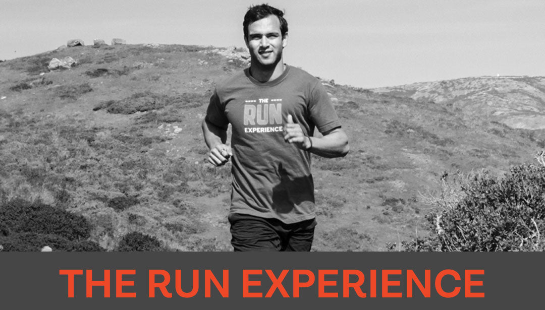 Photo of trail runner and influencer The Run Experience