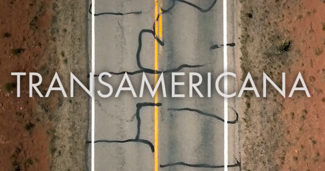 TRANSAMERICANA - A Film and Adventure from Ricky Gates