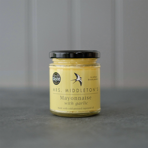 Mrs. Middleton's | Mayonnaise | Garlic I 175g