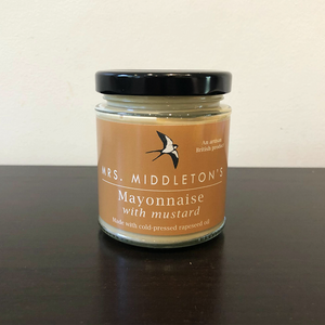 Mrs. Middleton's | Mayonnaise | Mustard | 175g