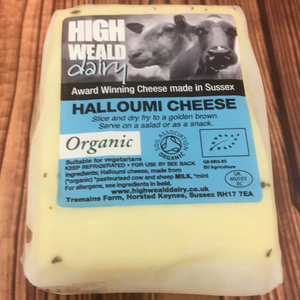 Sussex Halloumi | High Weald | Pre-Pack | 130g
