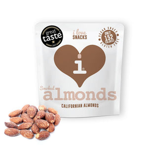 iLove Snacks | Smoked Almonds | 25g