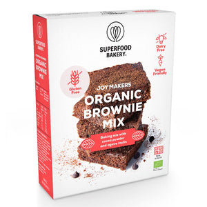 Superfood Bakery | ORG Joy Makers Brownie mix | 266g