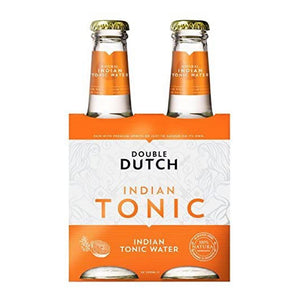 Double Dutch | Indian Tonic Water | 4 x 200ml