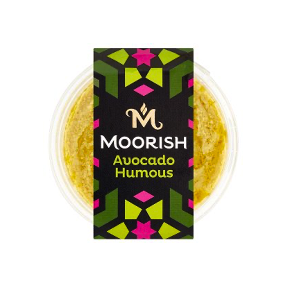 Love Moorish | Humous Avocado |  Each