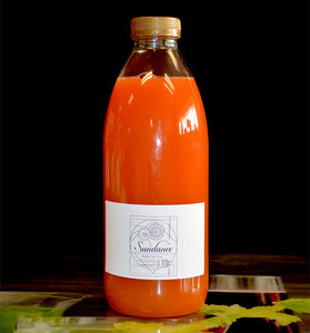Carrot, Apple and Ginger Juice | Detox | 1L