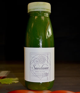 Pineapple, Ginger, Spinach and Wheatgrass | 250ml