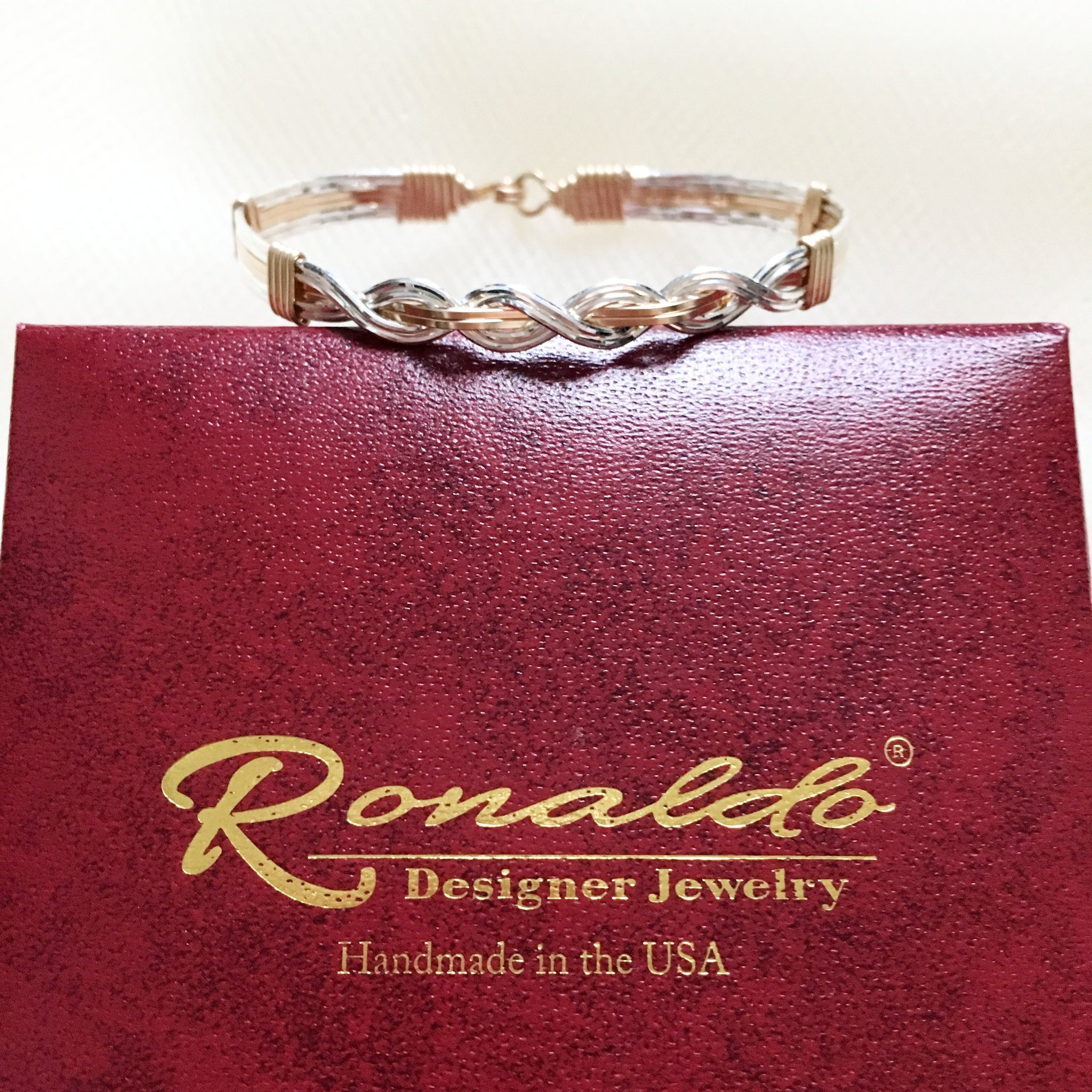 Ronaldo To the Moon and Back Bracelet