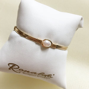 Ronaldo Pearl of My Heart Bracelet