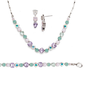 NDX14 Tulip by Sorrelli Necklace, Earring & Bracelet Set