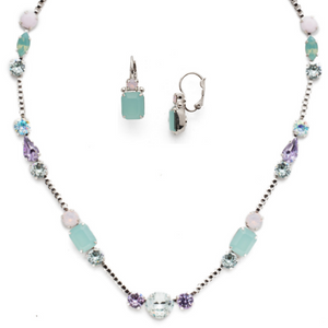 NEN18 Tulip by Sorrelli Necklace & Earring Set