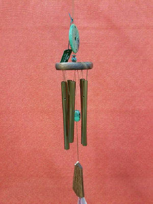 Carillon Turquoise Chime Terra