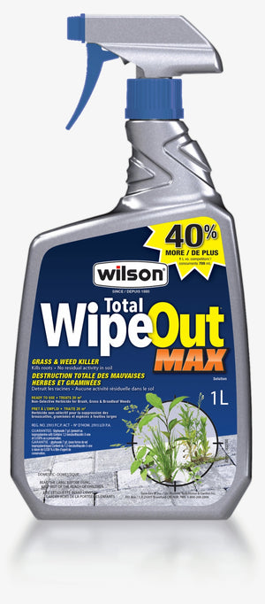 Herbicide Total Wipe Out Max PAE