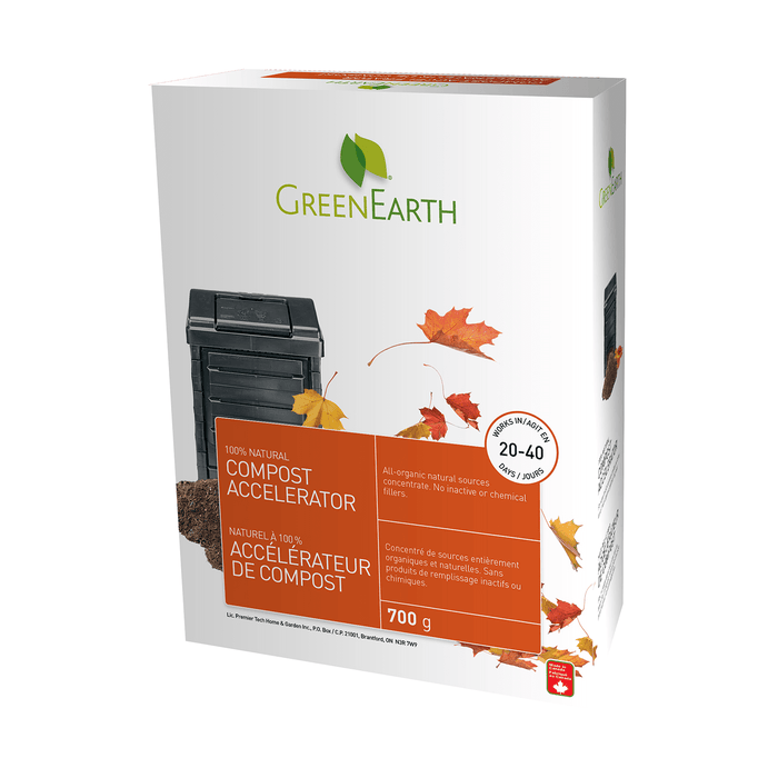 Accélérateur compostage Green Earth