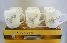 Load image into Gallery viewer, 6 PC MUG SET