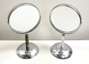 MIRROR WITH STAND 4X