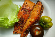 Deluxe Traditional Scottish Hot Smoked Salmon