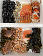"The ""Ultimate Seafood Hamper"""