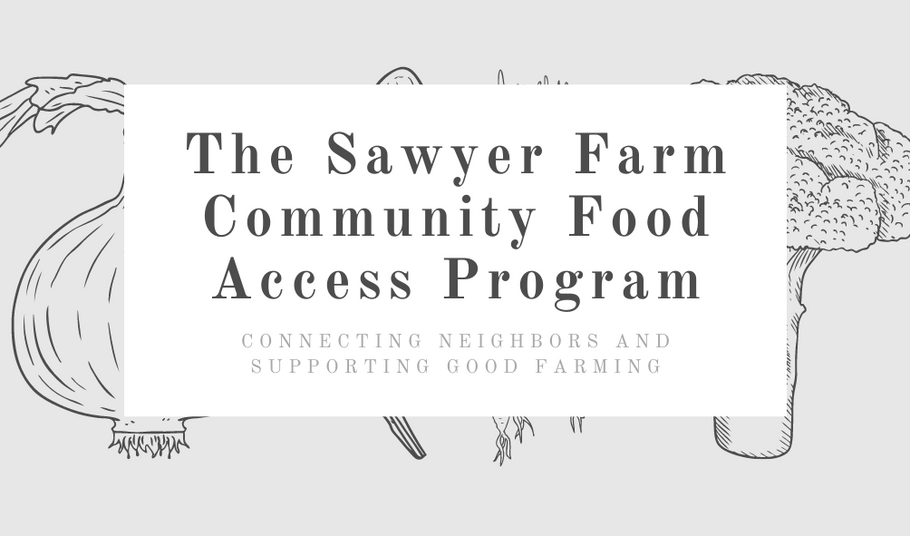 The Community Food Access Program
