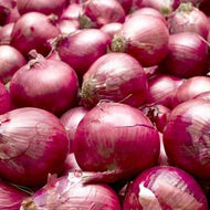 Onions, Red, 2lb -- Sawyer Farm