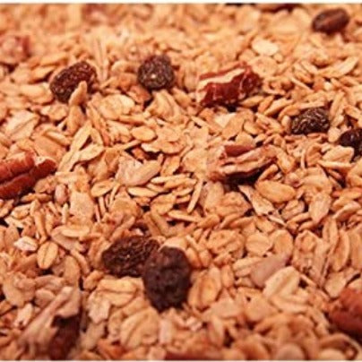 Granola- Apple, Raisin, Walnut-organic - 1.5lb