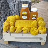 Beeswax Candles!