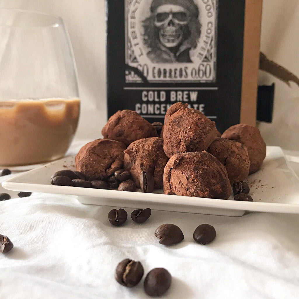 Voodoo Cold Brew Concentrate Truffles (YUM!) - VOODOO COFFEE COMPANY