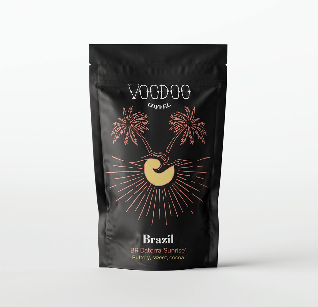 Brazil Single Origin Coffee - VOODOO COFFEE COMPANY