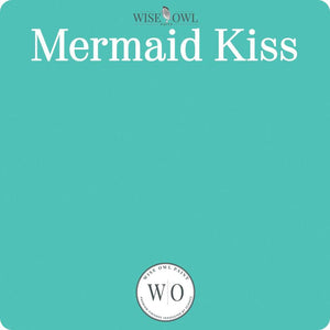 Wise Owl Chalk Synthesis Paint - Mermaid Kiss