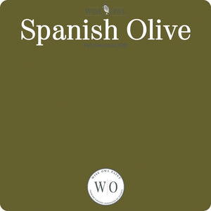 Wise Owl Chalk Synthesis Paint - Spanish Olive