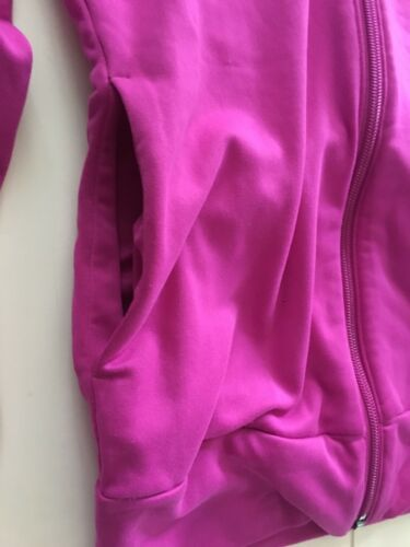 Nike Women's Size XS Purple Long Sleeve Zip Up Jacket W/ Pockets