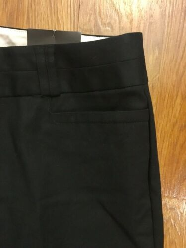 NEW Banana Republic Women's Size 8P Black Dress Pants Jackson Fit NWT